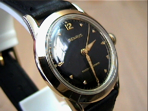 The Watch Guy: History of BENRUS WATCH COMPANY